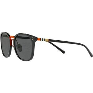 Burberry Square Style Grey Lens